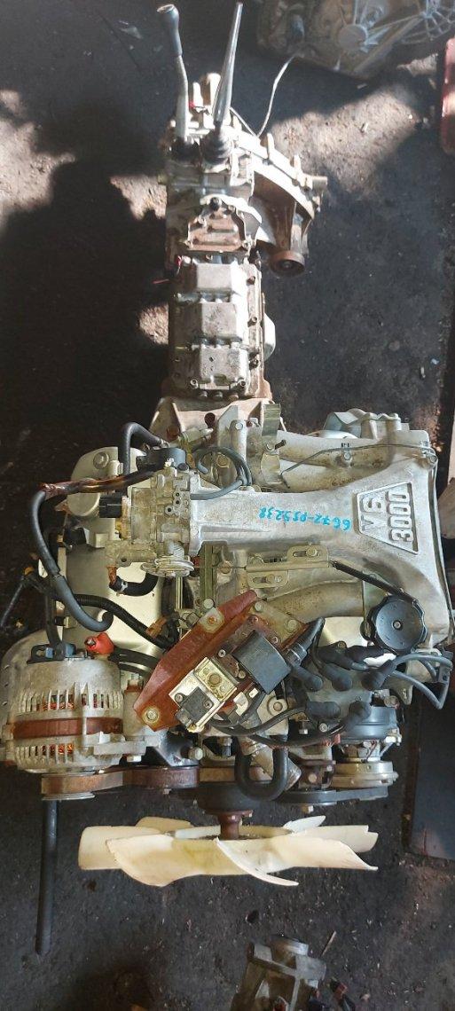 Двигатель Mitsubishi Pajero V43W 6G72 2019 (б/у)