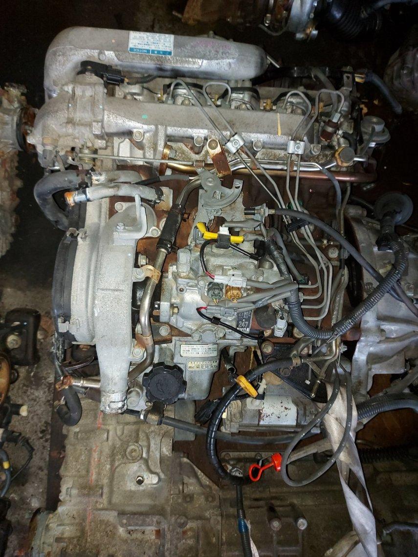 Двигатель Toyota Estima CXR20 3CTE (б/у)