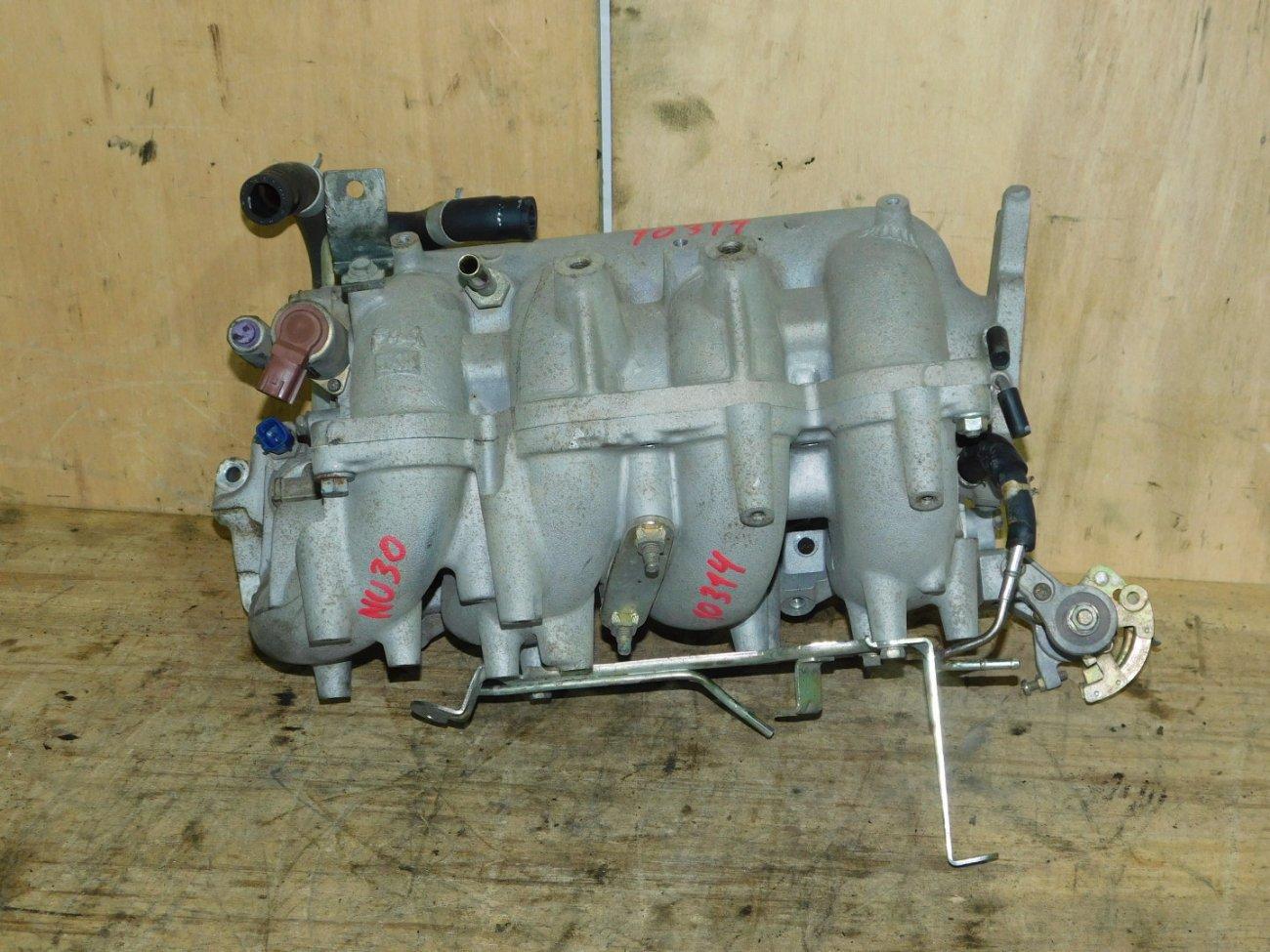 Коллектор впускной Nissan Presage HU30 KA24DE (б/у)