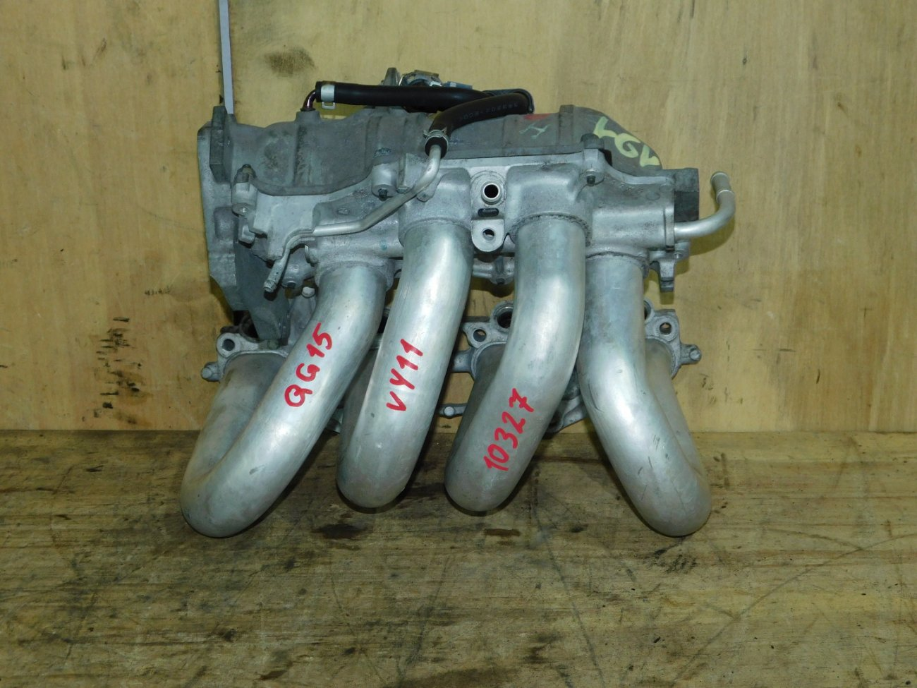 Коллектор впускной Nissan Ad VY11 QG15DE (б/у)
