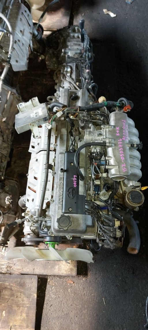 Двигатель Toyota Land Cruiser FZJ100 1FZ-FE (б/у)