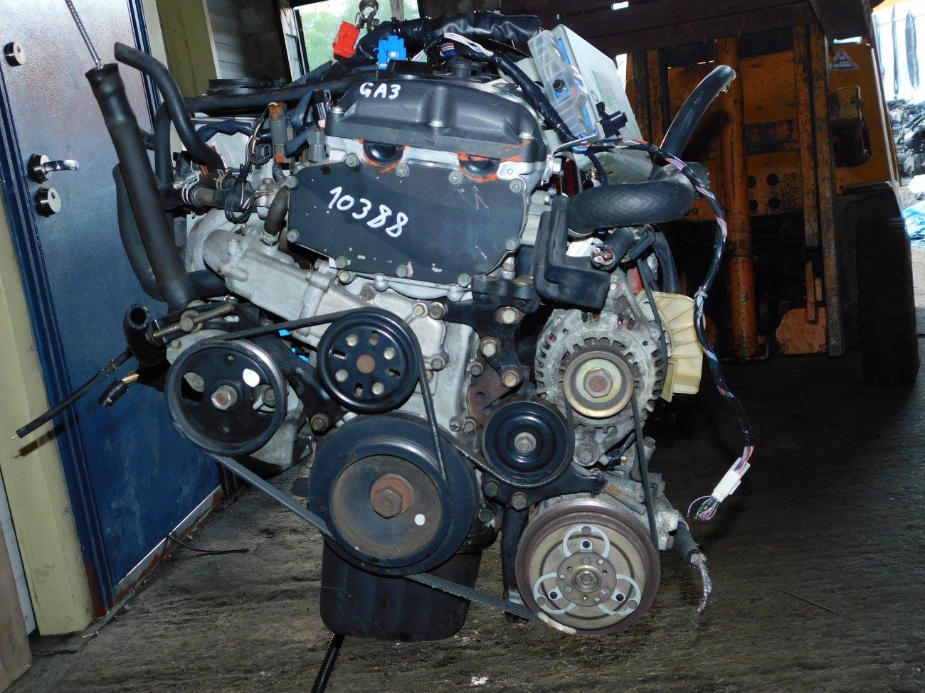 Двигатель Nissan Sunny FB14 GA15DE (б/у)