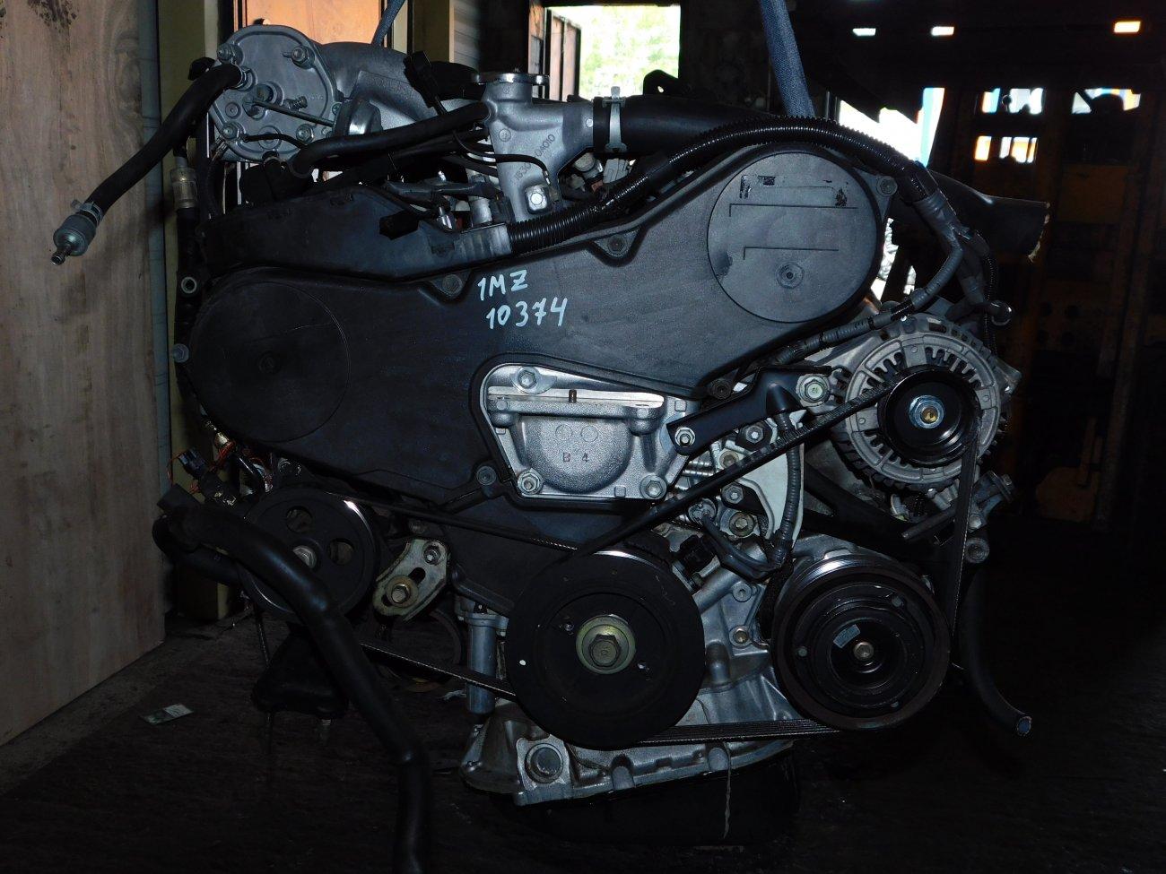 Двигатель Toyota Windom MCV20 1MZ-FE (б/у)