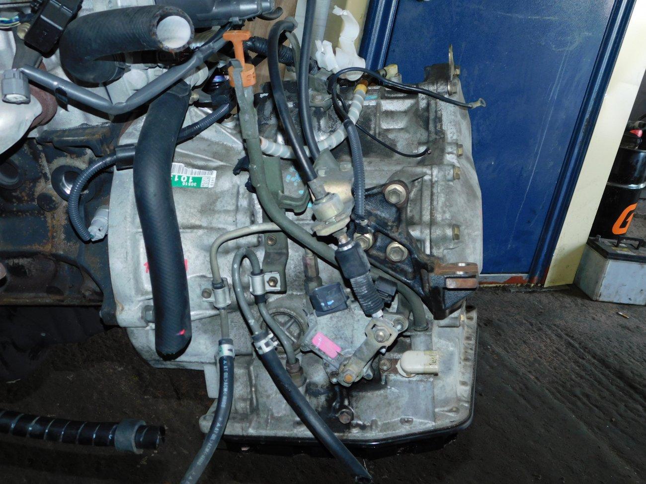 Акпп Toyota Sera EL44 4E-FE (б/у)
