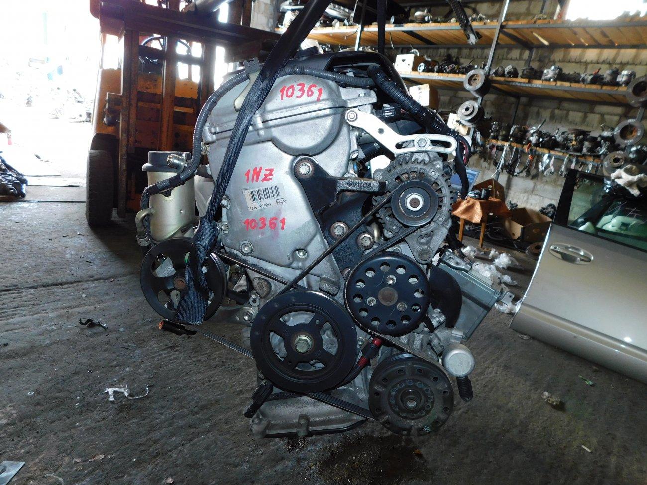 Двигатель Toyota Raum NCZ20 1NZ-FE (б/у)