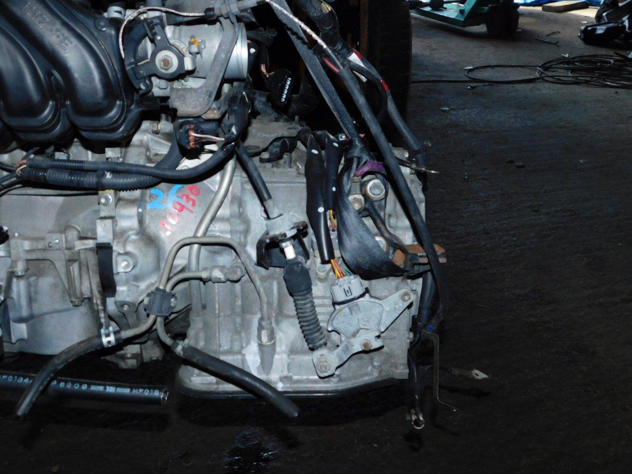 Акпп Toyota Succeed NCP51 1NZ-FE (б/у)