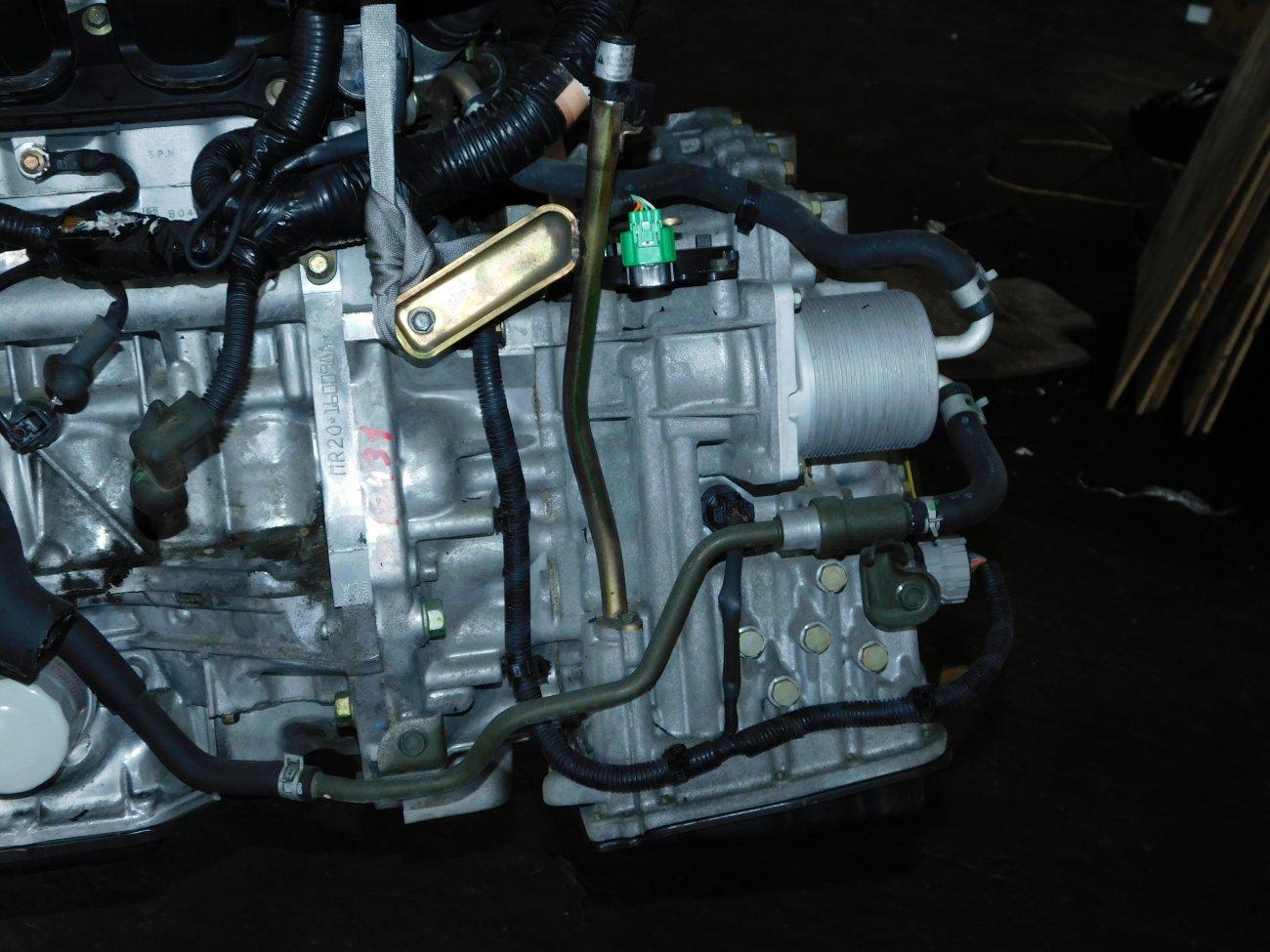 Акпп Nissan Bluebird Sylphy KG11 MR20DE (б/у)