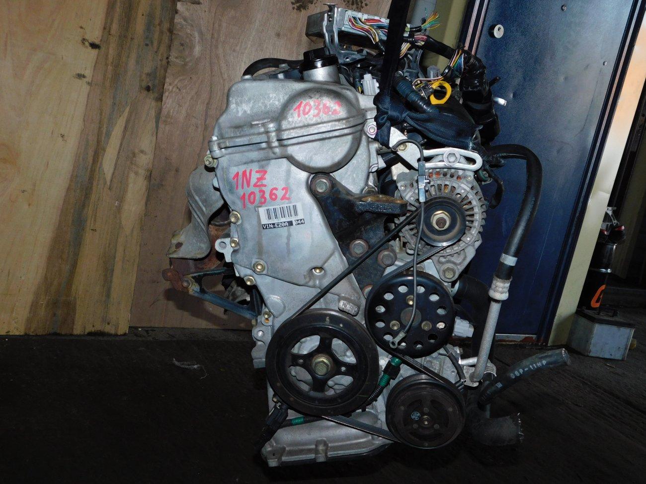 Двигатель Toyota Corolla Spacio NZE121 1NZ-FE (б/у)