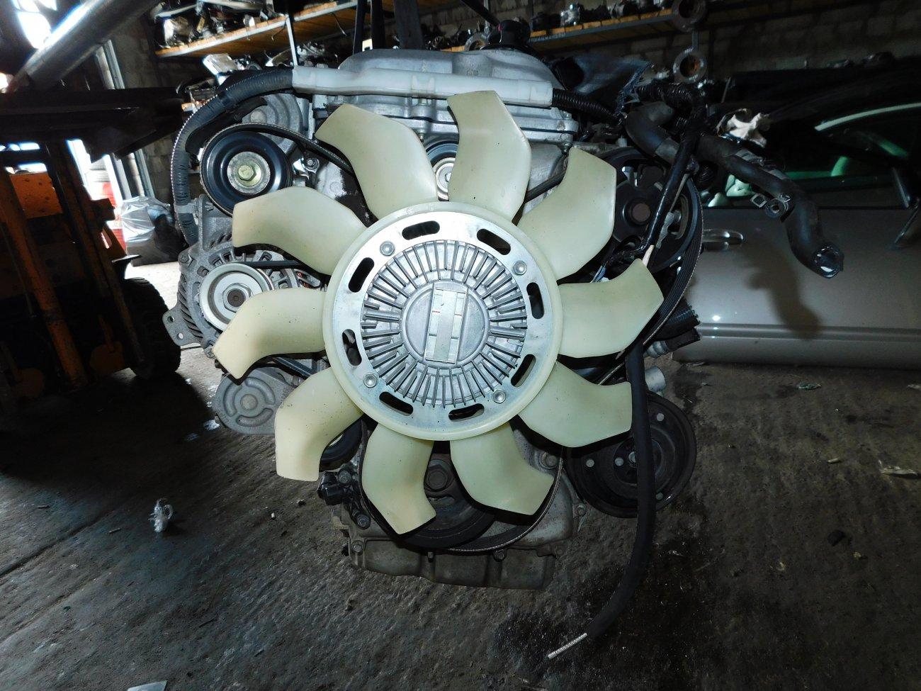 Двигатель Nissan Vanette SKP2MN L8 (б/у)