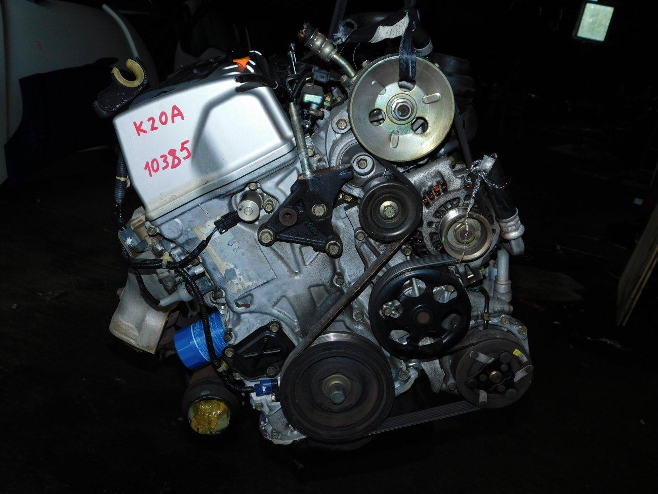 Двигатель Honda Cr-V RD4 K20A (б/у)