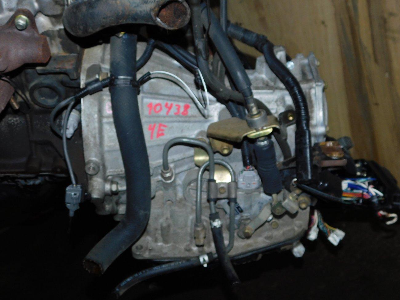 Акпп Toyota Caldina Van EE101 3E (б/у)