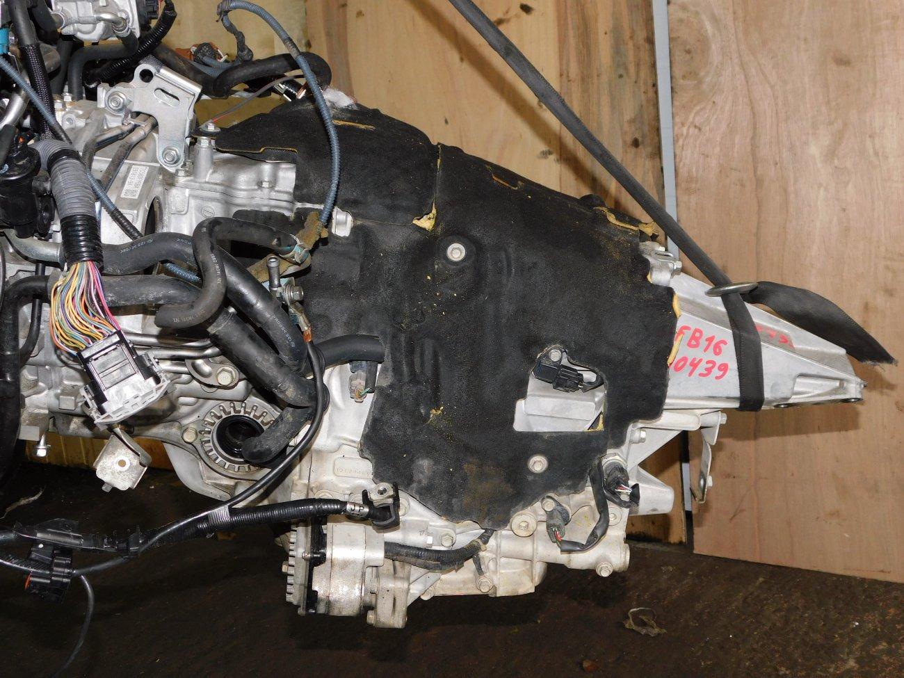 Акпп Subaru Xv GP2 FB16 (б/у)