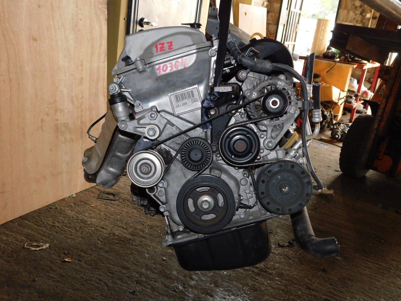 Двигатель Toyota Isis ZNM10 1ZZ-FE (б/у)