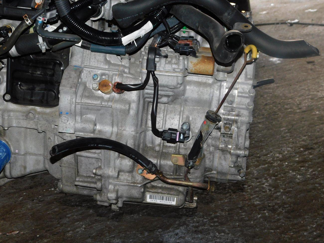 Акпп Honda Fit Aria GD8 L15A. L13A (б/у)