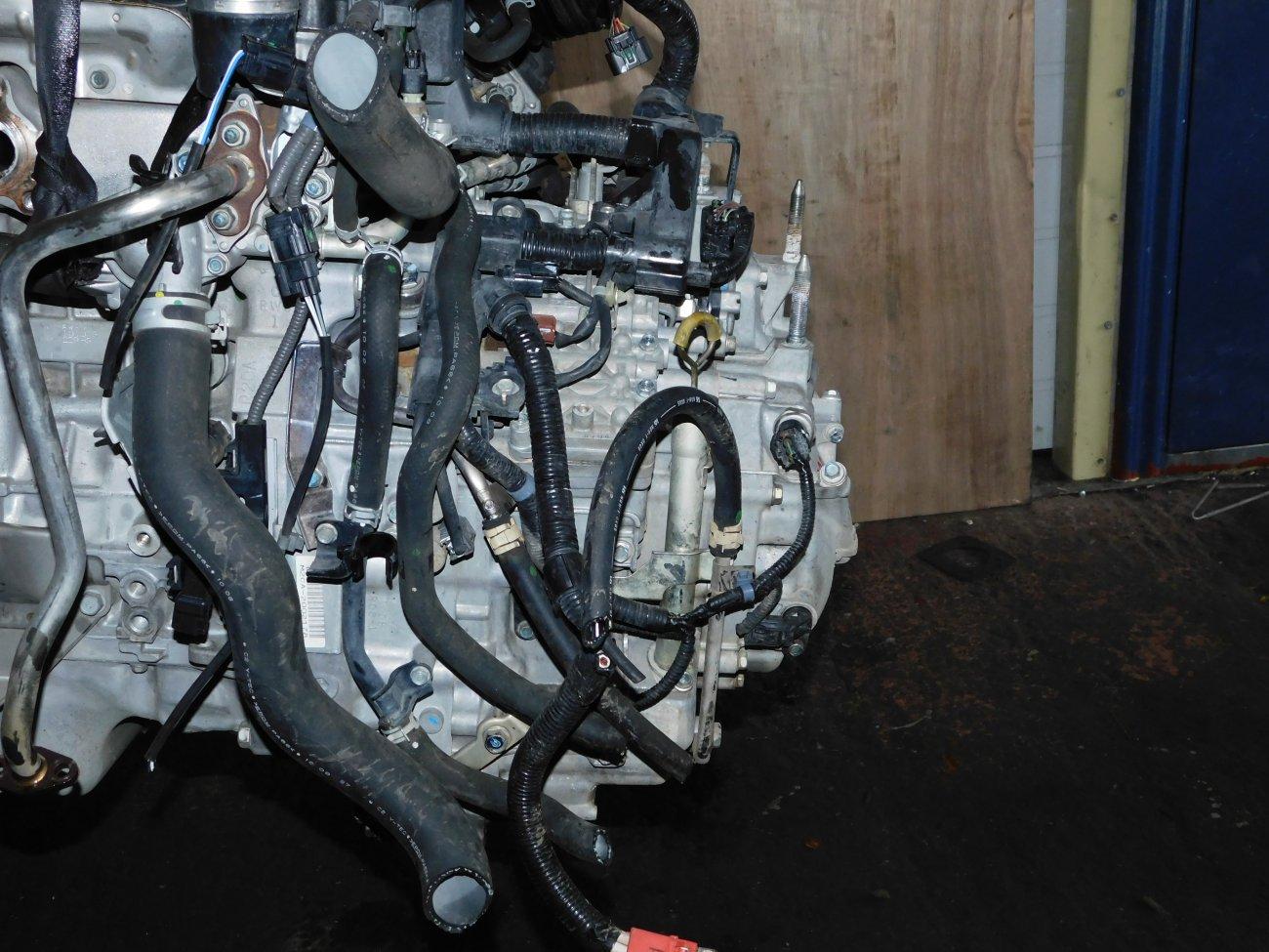 Акпп Honda Stepwgn RK1 R20A (б/у)