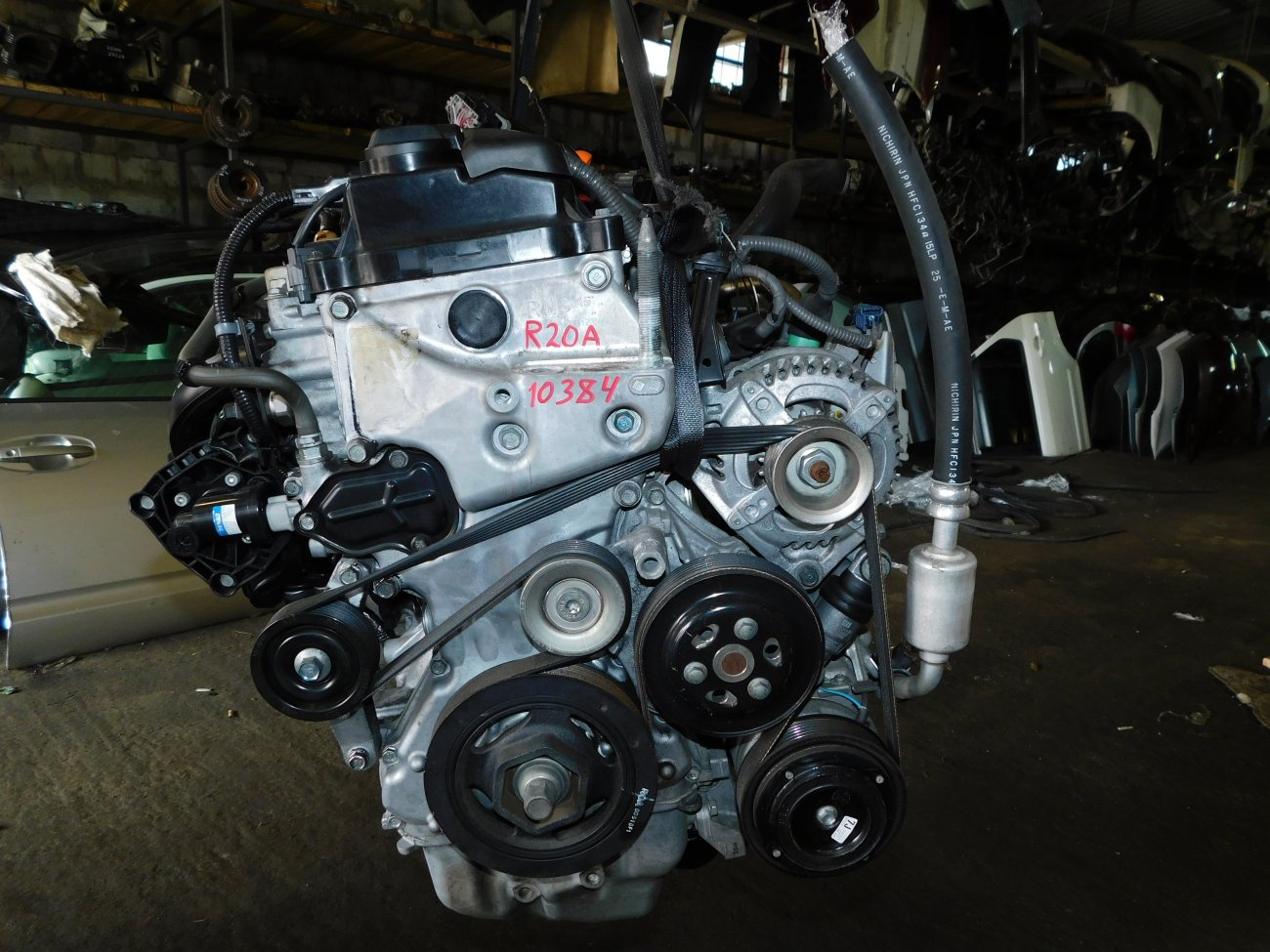 Двигатель Honda Stepwgn RK1 R20A (б/у)