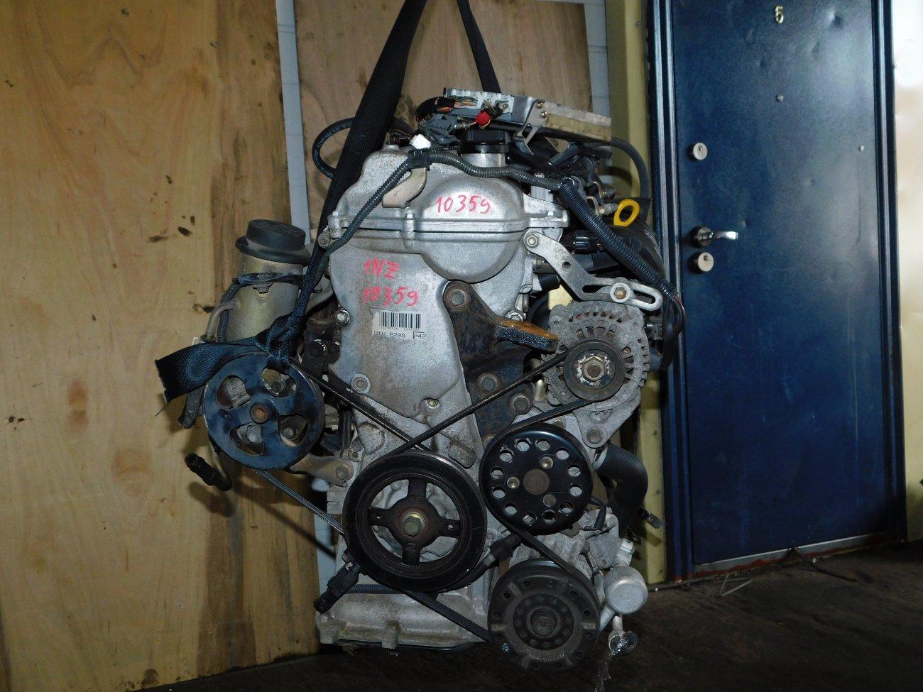 Двигатель Toyota Succeed NCP51 1NZ-FE (б/у)