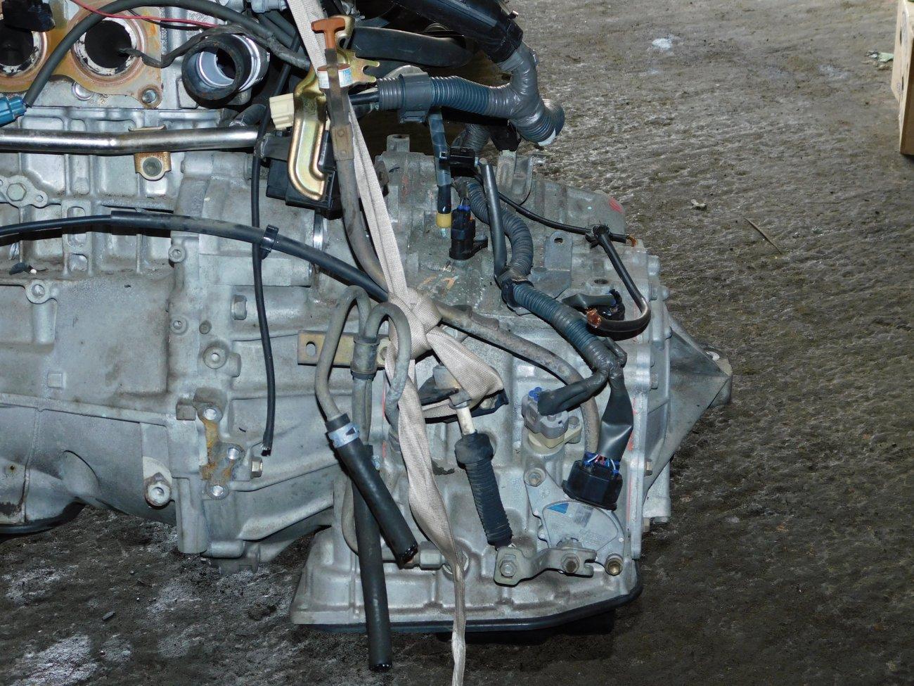 Акпп Toyota Alphard ANH10 2AZ-FE (б/у)