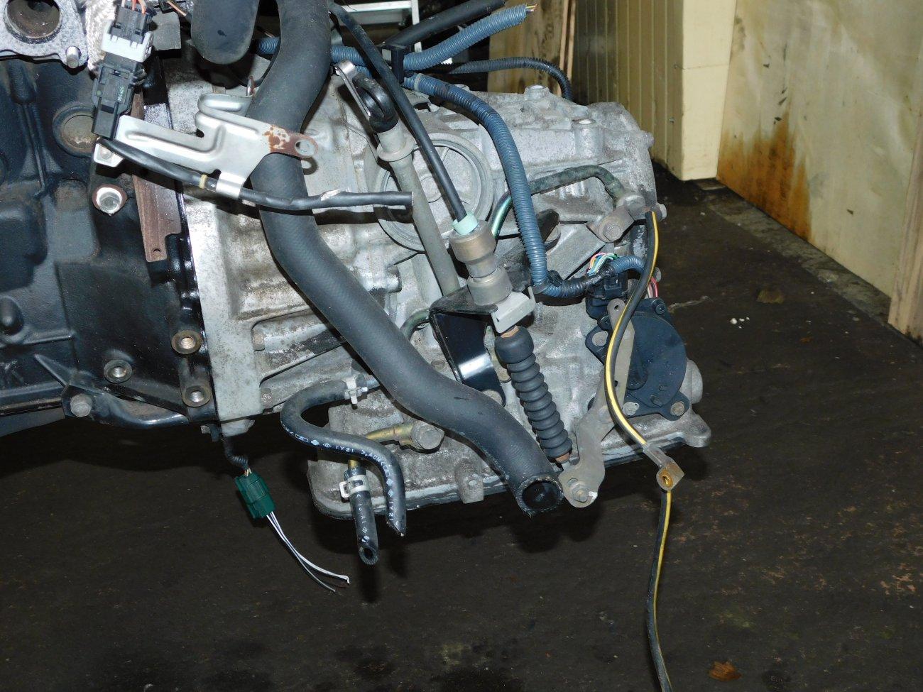Акпп Nissan Bluebird Sylphy QG10 QG18DE (б/у)