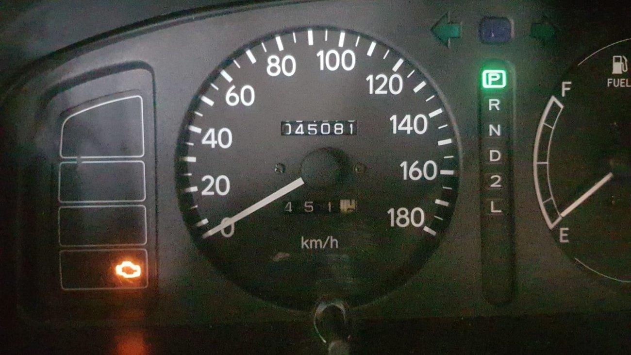 Двигатель Toyota Corolla AE110 5A-FE (б/у)