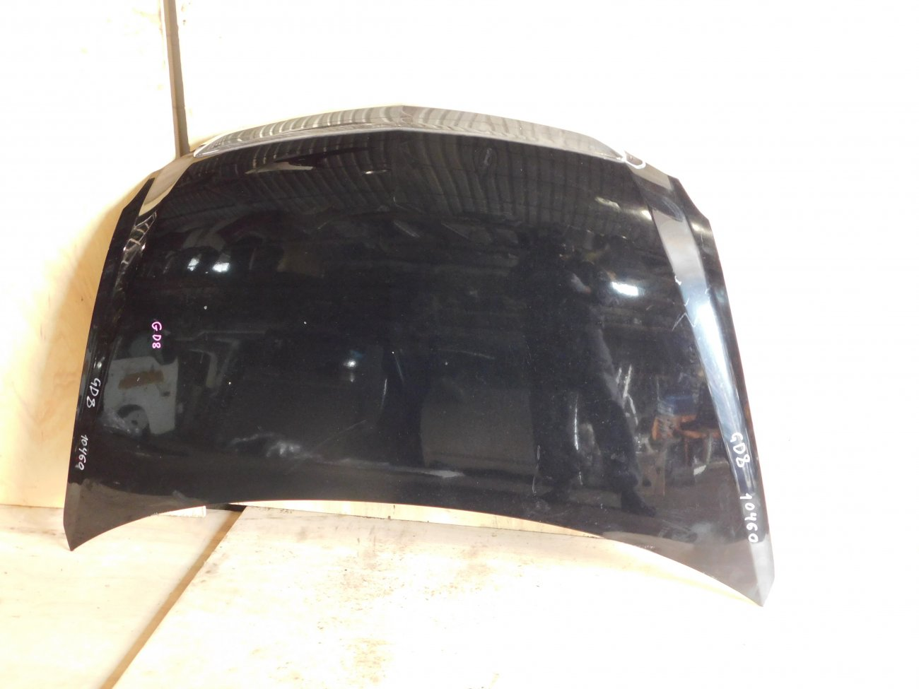 Капот Honda Fit Aria GD8 L15A (б/у)