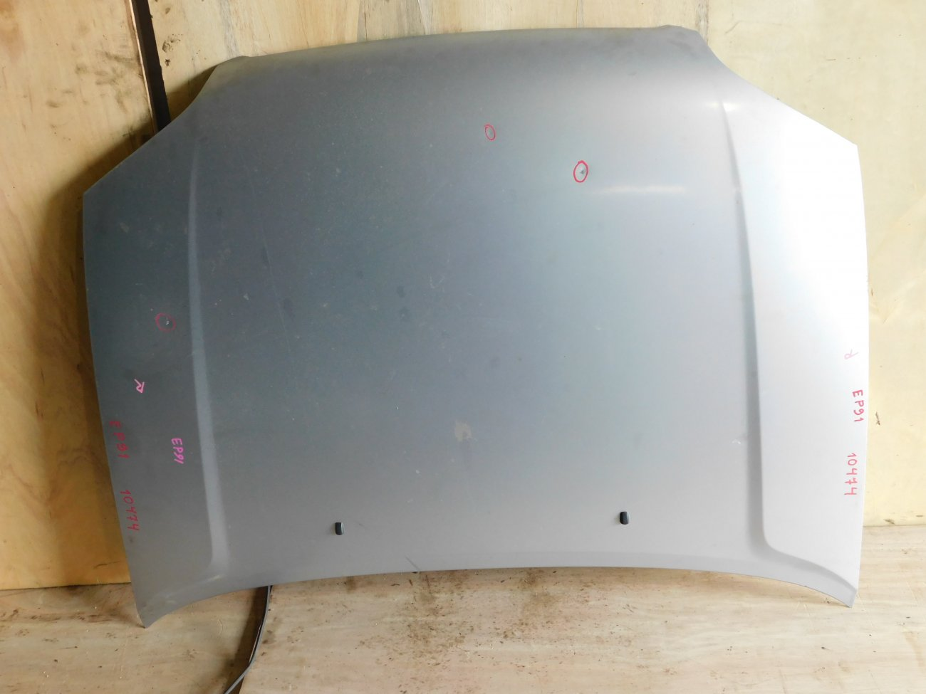 Капот Toyota Starlet EP91 (б/у)