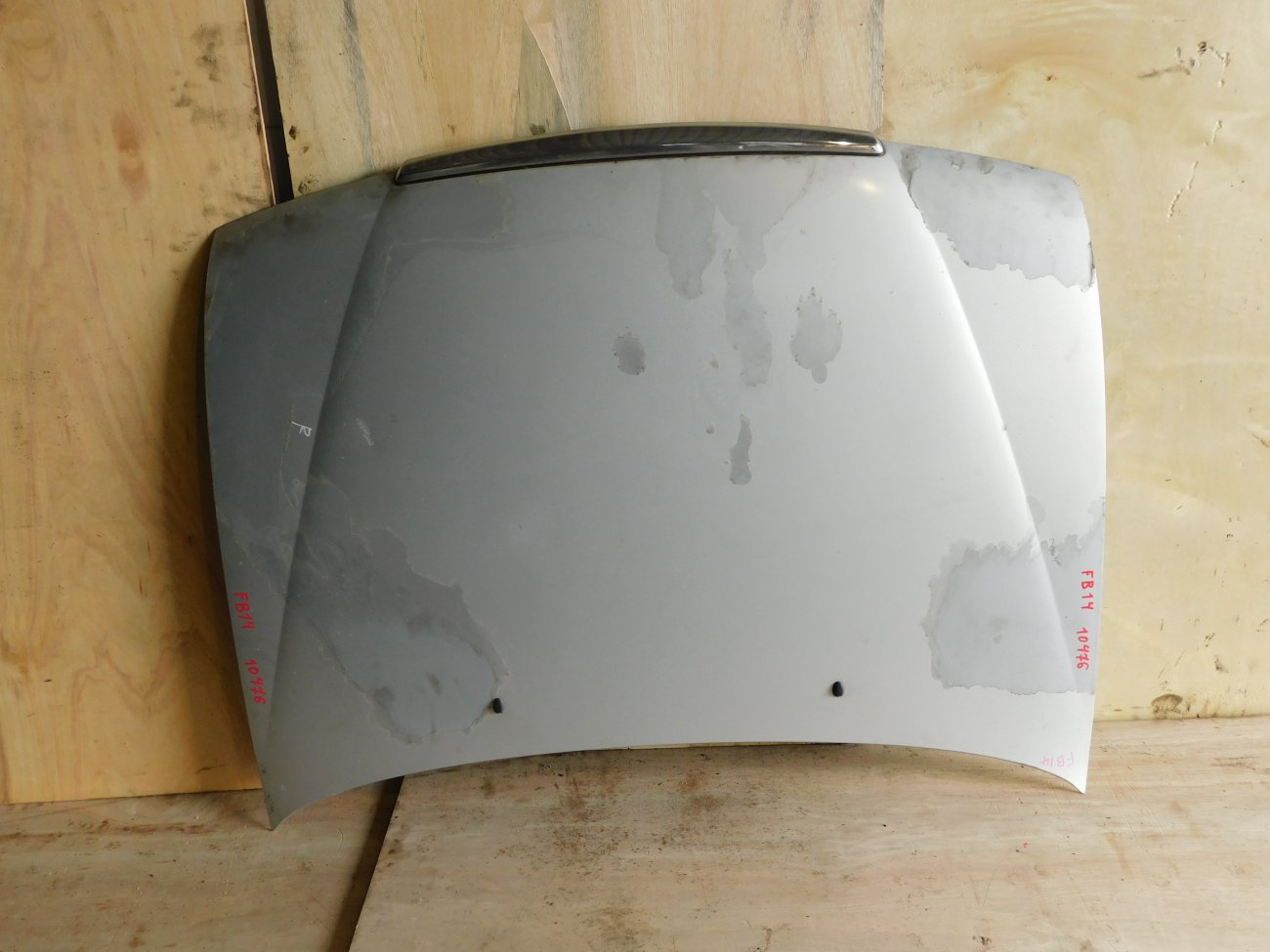 Капот Nissan Sunny FB14 (б/у)