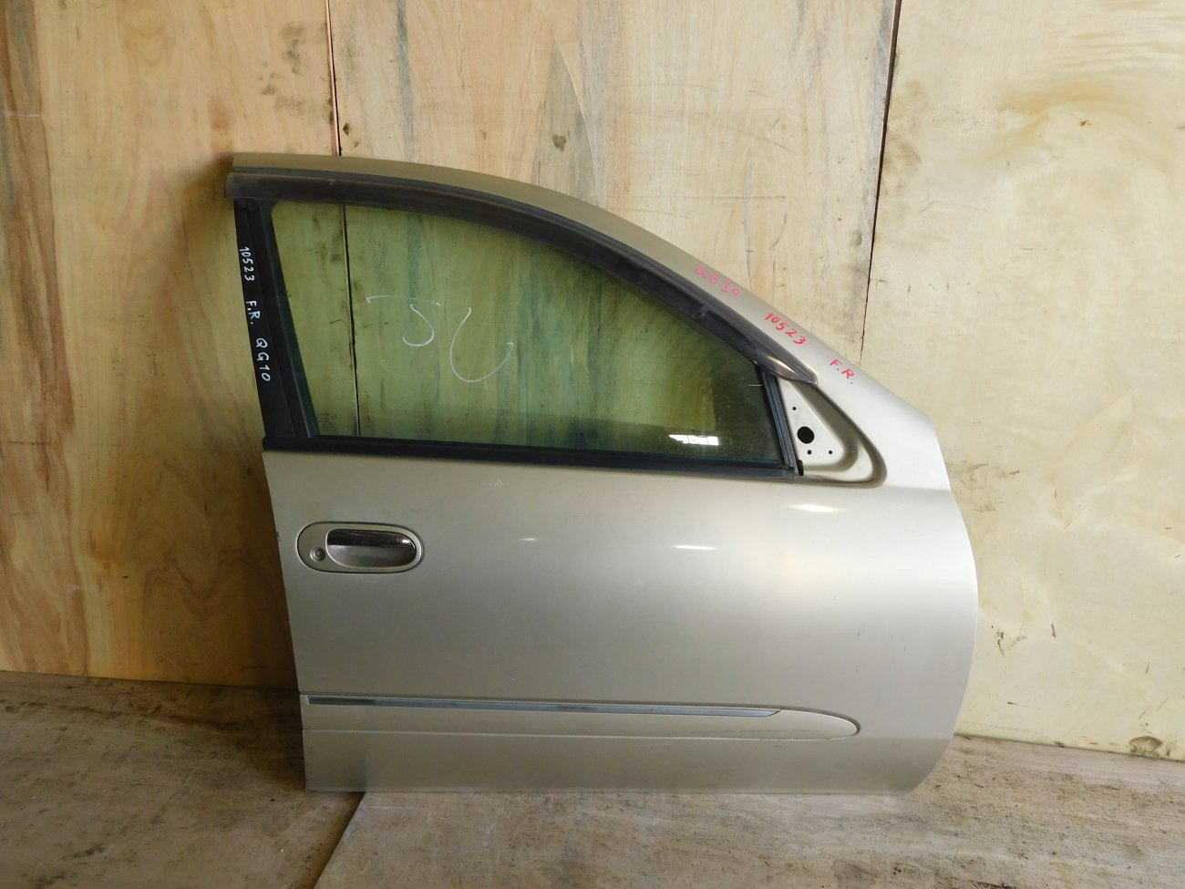 Дверь Nissan Bluebird Sylphy QG10 передняя правая (б/у)