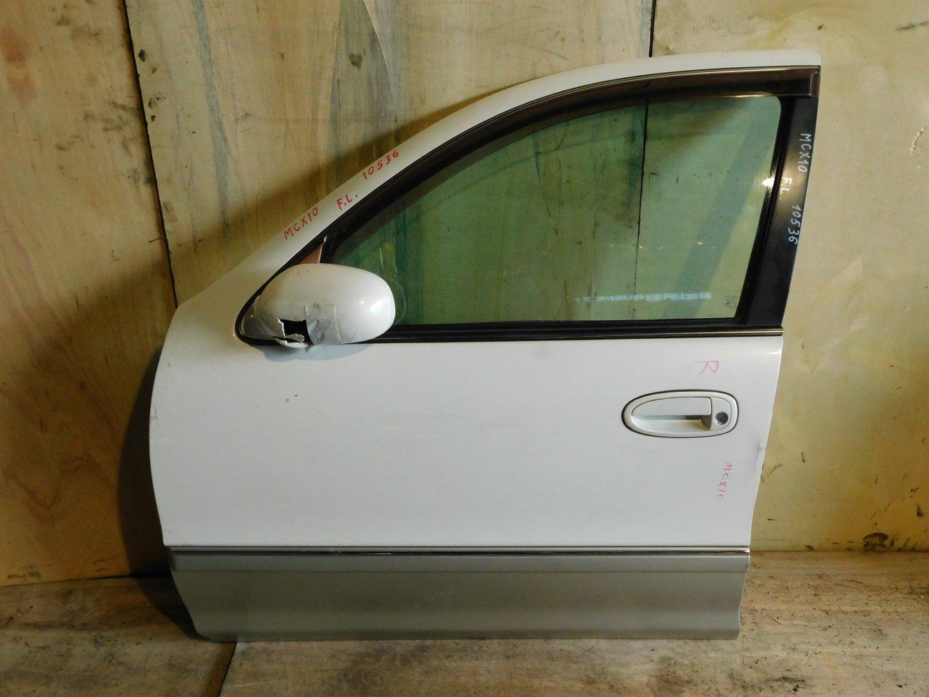 Дверь Toyota Avalon MCX10 передняя левая (б/у)