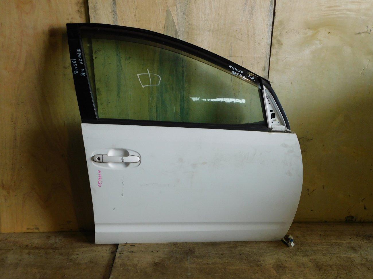 Дверь Toyota Prius NHW20 передняя правая (б/у)