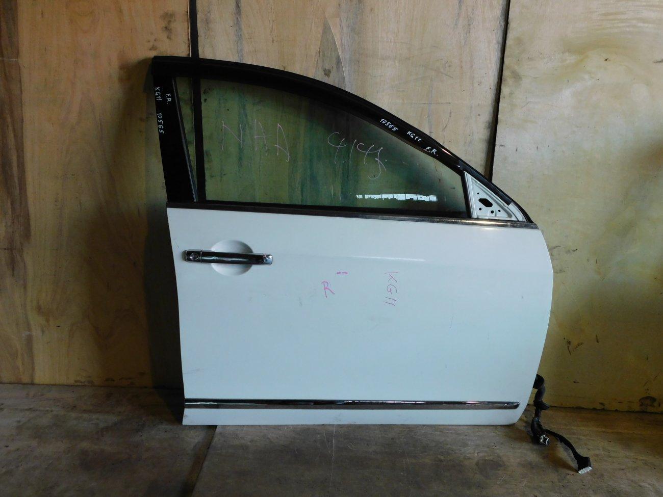 Дверь Nissan Bluebird Sylphy KG11 передняя правая (б/у)