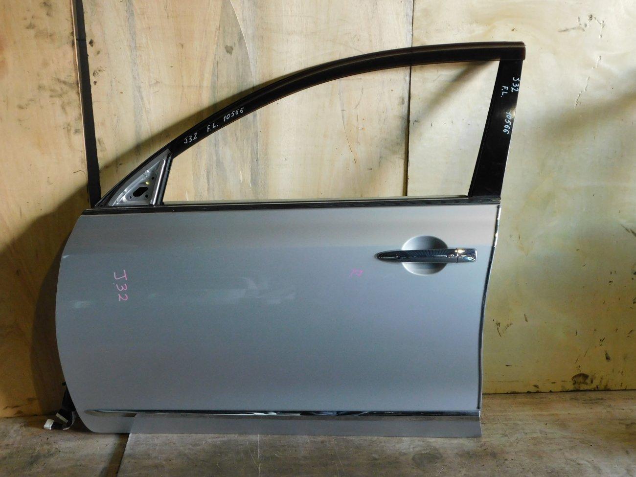 Дверь Nissan Teana J32 передняя левая (б/у)