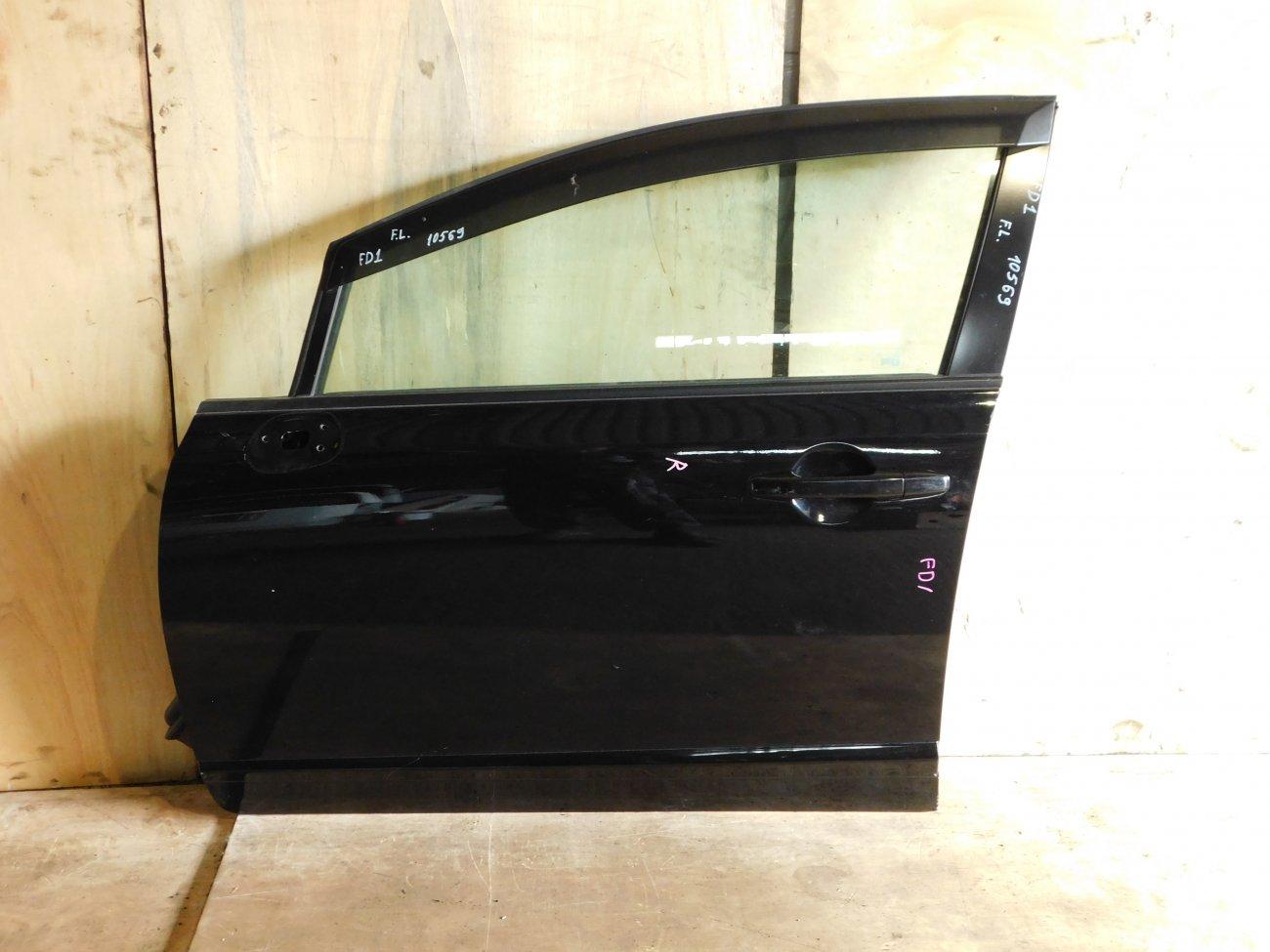 Дверь Honda Civic FD1 передняя левая (б/у)