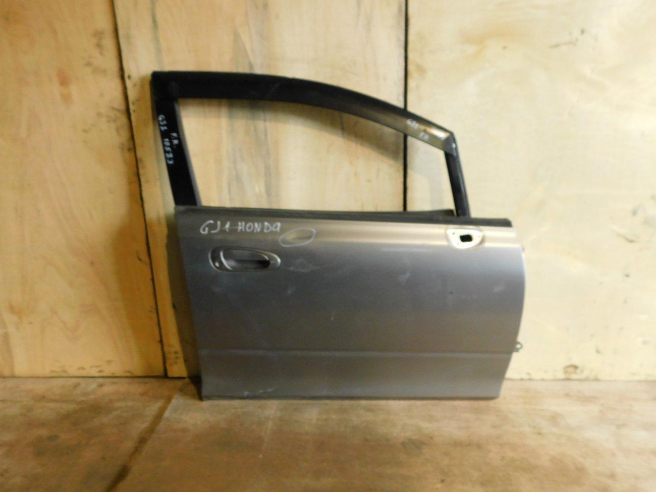 Дверь Honda Airwave GJ1 передняя правая (б/у)