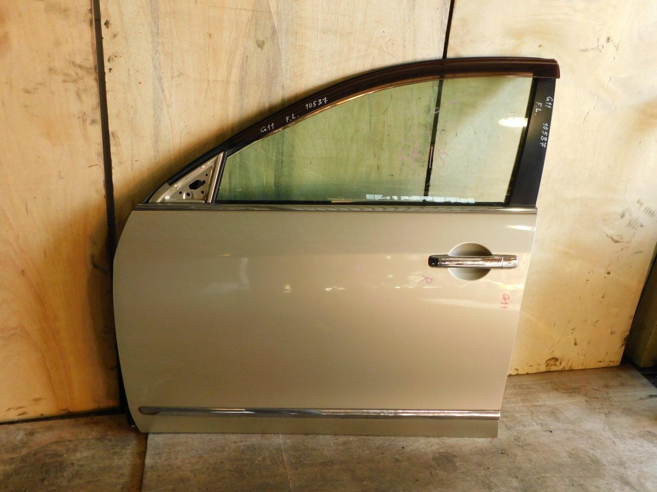 Дверь Nissan Bluebird Sylphy G11 передняя левая (б/у)