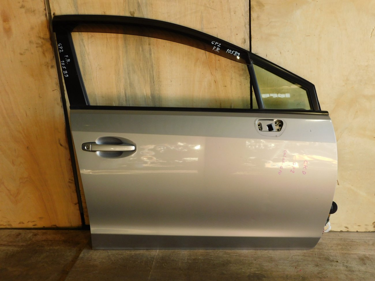 Дверь Subaru Xv GP2GJ2 передняя правая (б/у)