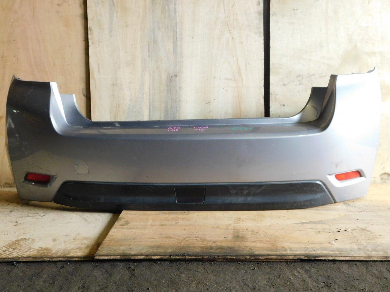 Бампер Subaru Xv GP2 задний (б/у)