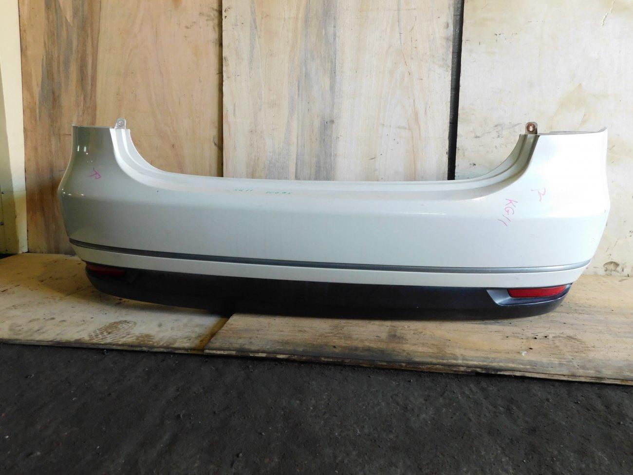 Бампер Nissan Bluebird Sylphy KG11 задний (б/у)