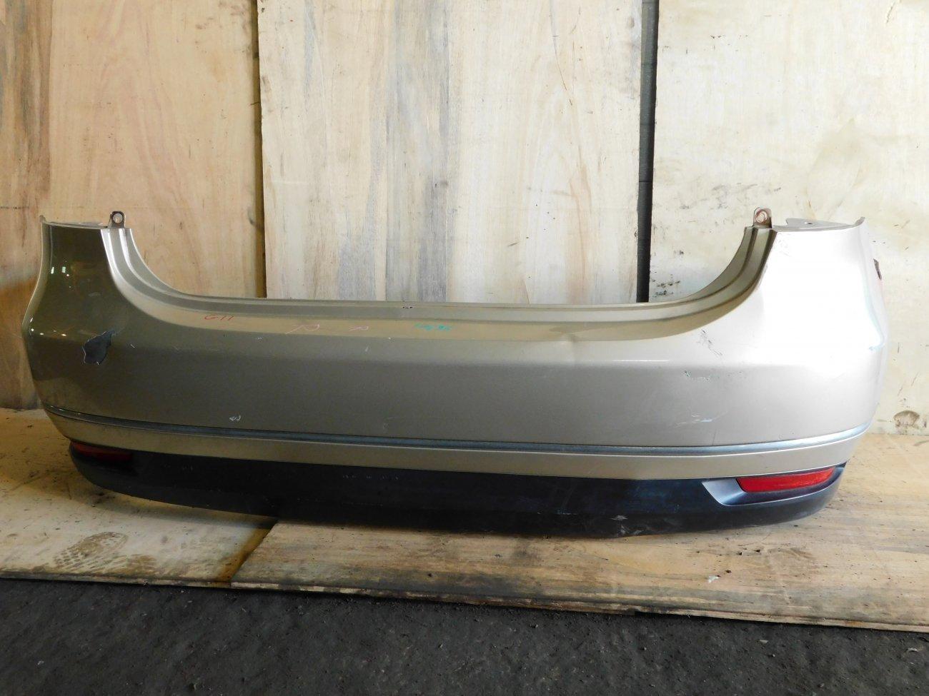 Бампер Nissan Bluebird Sylphy G11 задний (б/у)