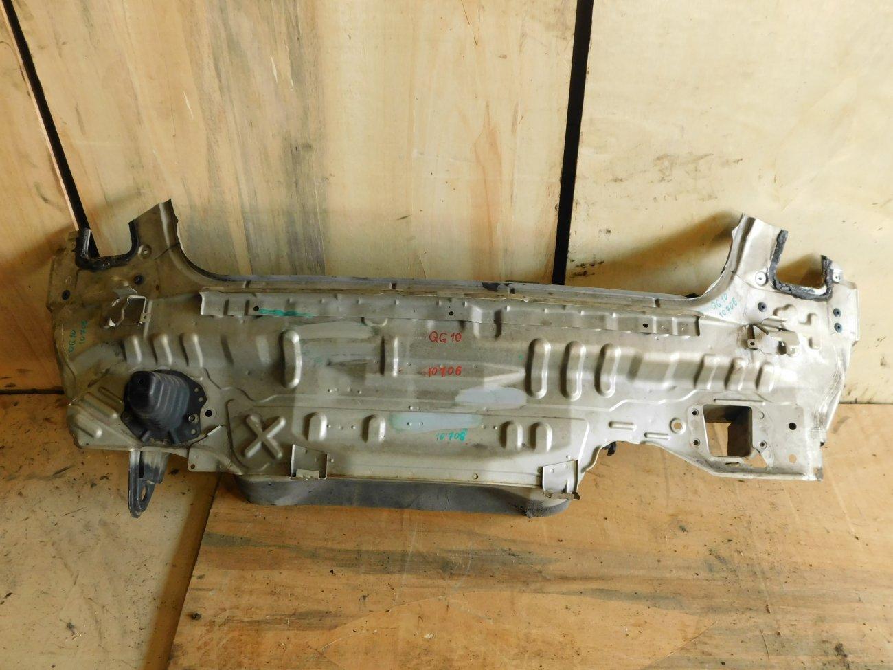 Тазик железный Nissan Bluebird Sylphy QG10 задний (б/у)