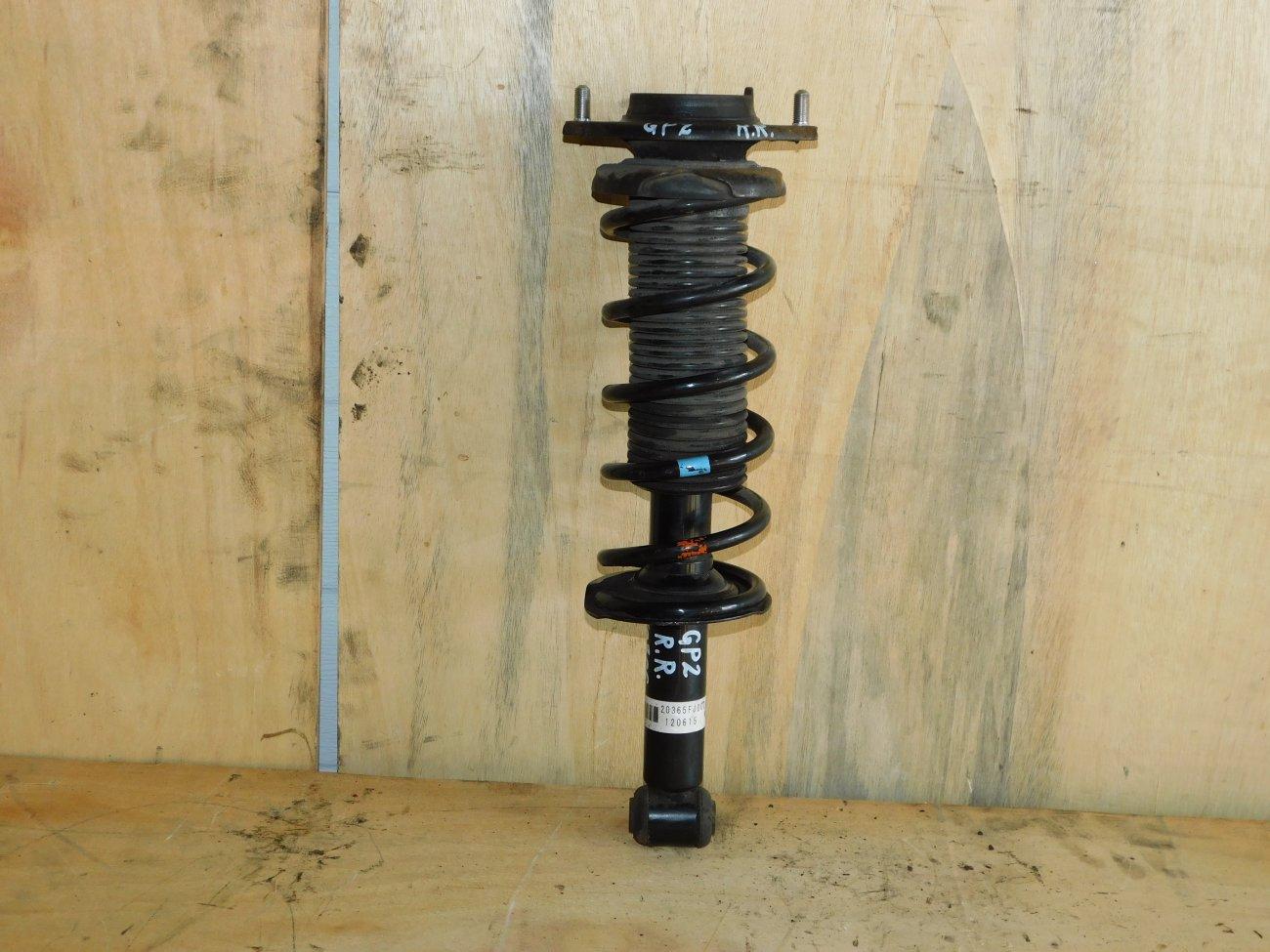 Стойка Subaru Xv GJ2 задняя правая (б/у)