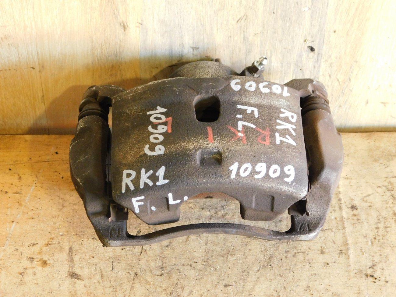 Суппорт Honda Stepwgn RK2 R20A передний левый (б/у)