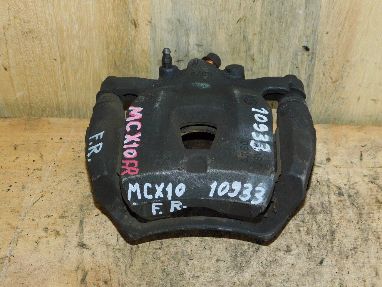 Суппорт Toyota Avalon MCX10 1MZ-FE передний правый (б/у)