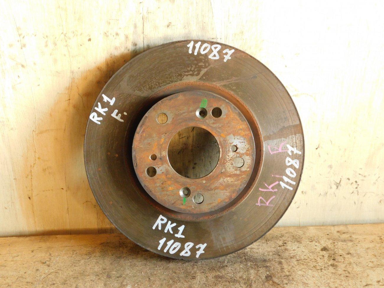 Тормозной диск Honda Stepwgn RK5 R20A передний (б/у)