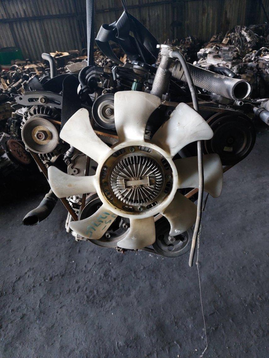 Двигатель Mazda Titan WGSAT VS (б/у)