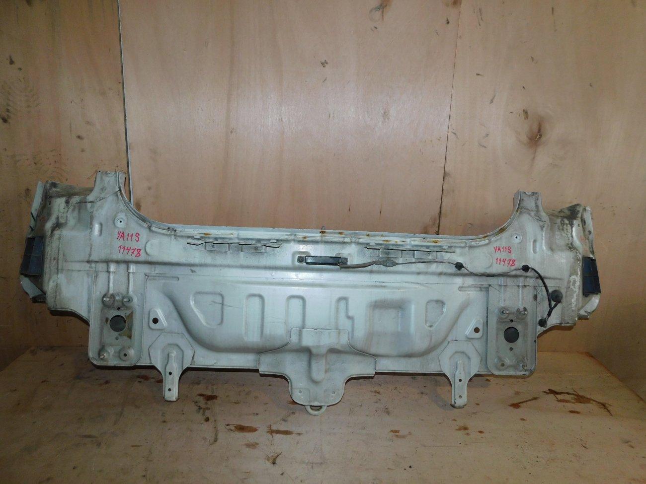 Тазик железный Suzuki Sx4 YA11S (б/у)