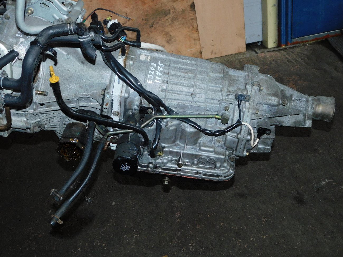 Акпп Subaru Forester SG5 EJ202 (б/у)