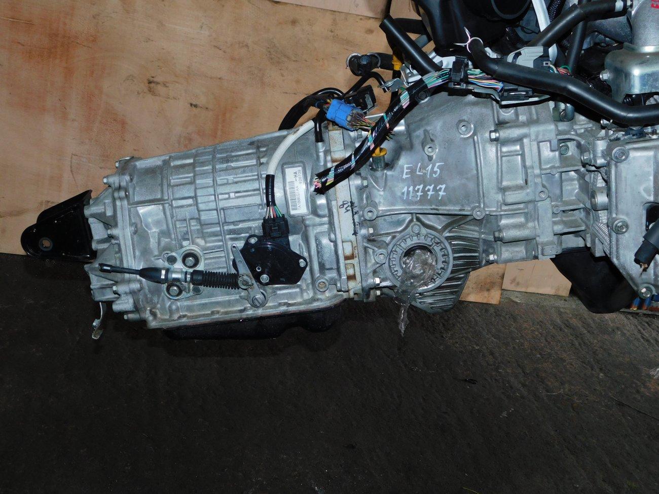 Акпп Subaru Impreza GH2 EL154 (б/у)