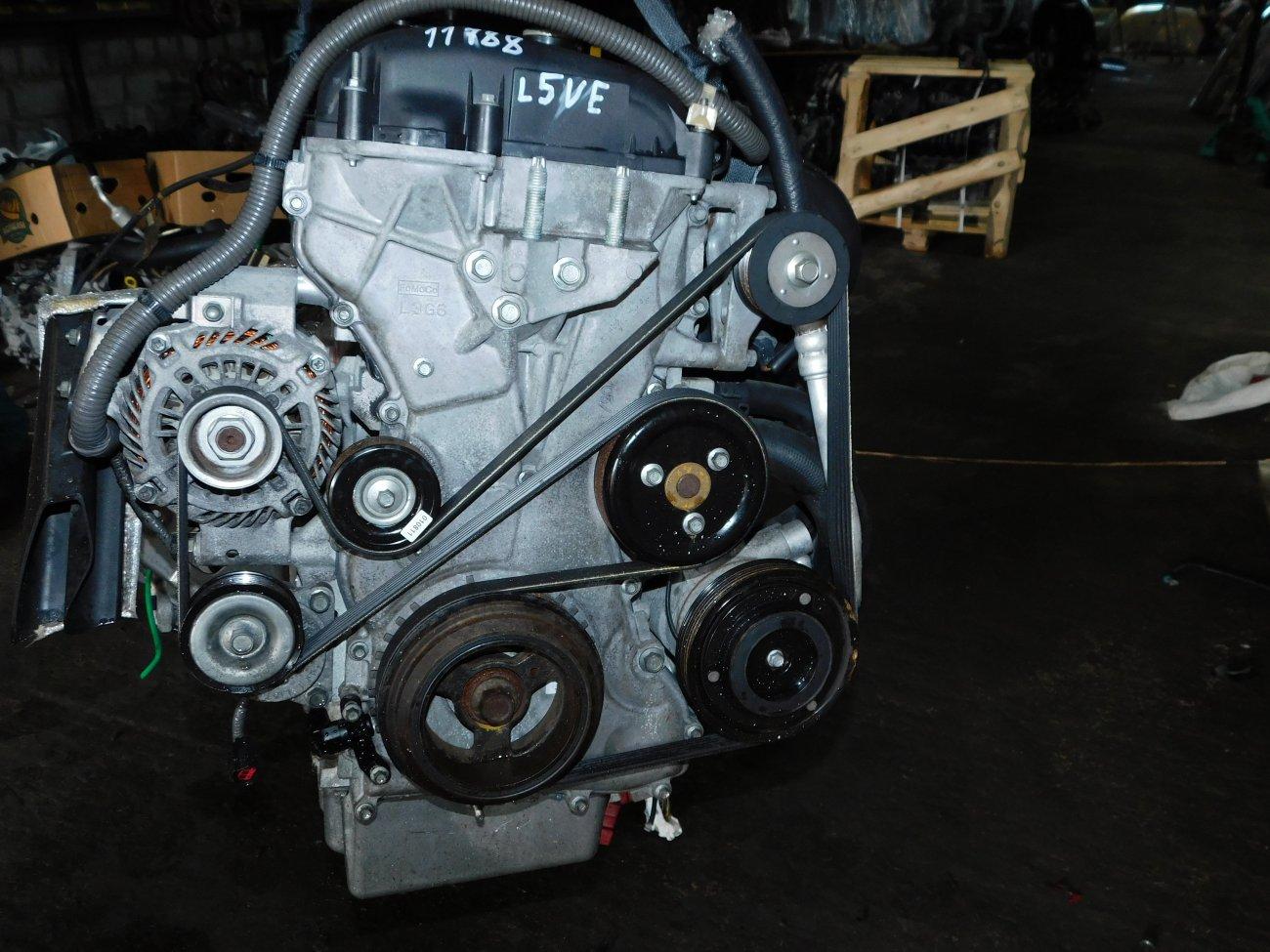 Двигатель Mazda Atenza GH5FW L5VE (б/у)