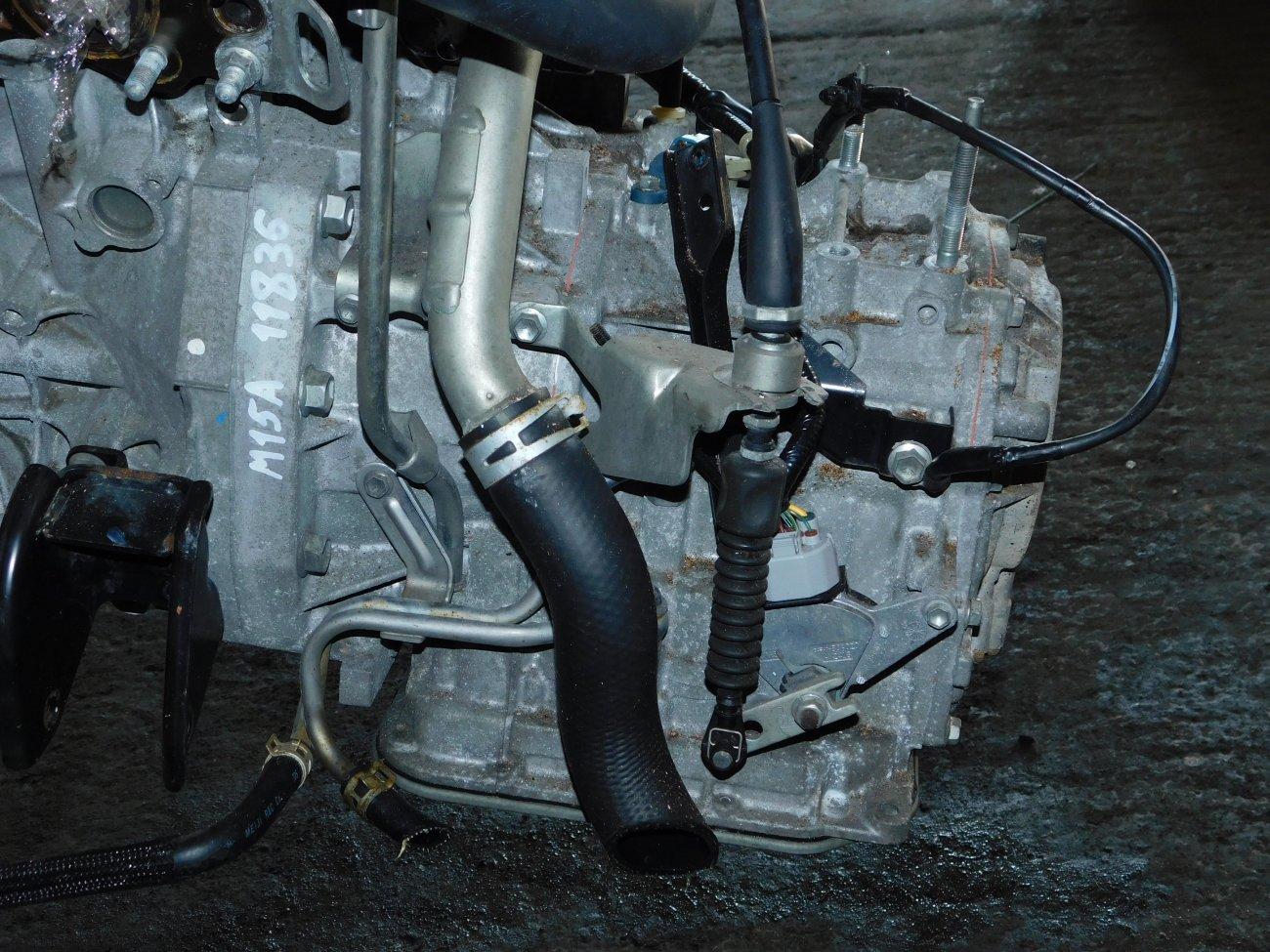 Акпп Suzuki Sx4 YA11S M15A 06.2007 (б/у)